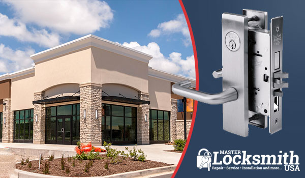 Master Locksmith Commercial Lock Changing