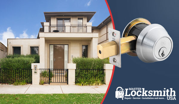 Master Locksmith Residential Lock Changing