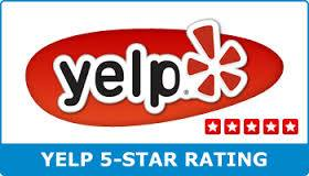 Master Locksmith 5-Star Rating on Yelp