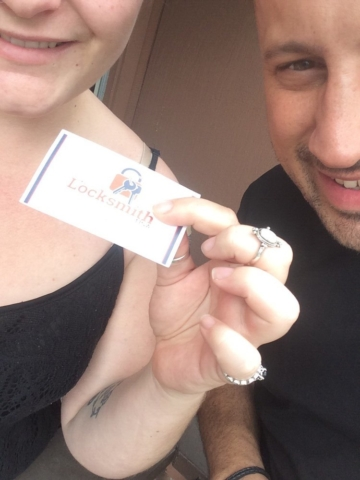 Master Locksmith Happy Customer
