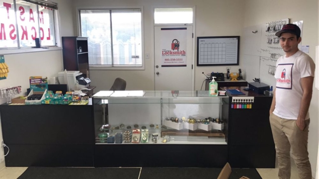 Master Locksmith Office in Oxnard