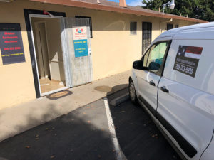 Master Locksmith storefront in Stockton,CA